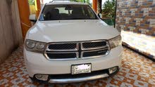 Gasoline Fuel/Power   Dodge Durango 2011