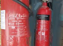 Fire extinguisher 2 Nos عدد 2 طفاية حريق صلالة ق