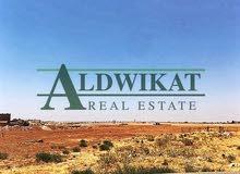 اراضي مميزة للبيع في الاردن - عمان - الجيزة  (ربوة المطار) بمساحة 1000م