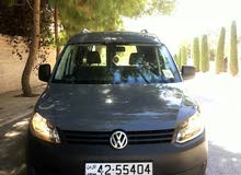 Volkswagen Caddy 2015 For sale - Grey color