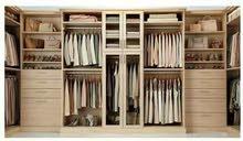 تفصيل غرف النوم وتفصيل جميع انواع الأثاث والمطابخ وصيانة جميع الأثاث ودهان المست