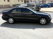 +200,000 km Mercedes Benz C 240 2001 for sale