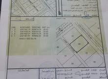 للبيع أرض سكنيه ولاية بدبد/الفرفاره