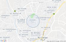 الزرقاء حي رمزي الشارع المقابل لمركز