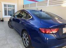 Blue Chrysler 200 2015 for sale