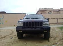 Jeep Cherokee 1998 - Automatic