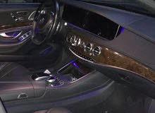 ايجار احدث السيارات في مصر مرسيدسS400