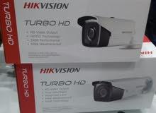 كاميرات مراقبة سلكية ولا سلكية