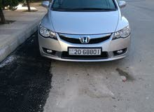Automatic Honda 2009 for sale - Used - Amman city