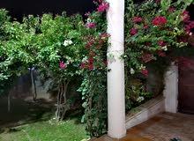 ارض 520م في ولي العهد بها منزل بالقرب من جامع طيبة للبيع،،،،