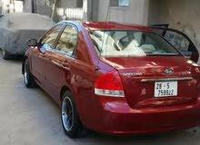 للبيع كيا سيراتو موديل 2009محرك 20 ماشية 115ك