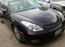 Gasoline Fuel/Power   Lexus ES 2002