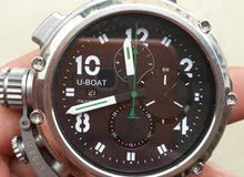 U-BOAT U-51 6952 CHRONOGRAPH GREEN LINE 51MM LIMITED EDITION X/99 - Swiss made watches -