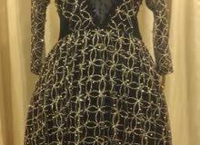 فستان سهرة او خطبة استعمال مرة واحدة للبيع