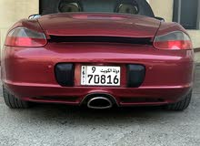 PORSCHE Boxster - Excellent Condition !!