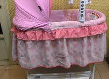 سرير هزاز ججلز