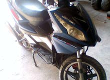 Used Vespa motorbike made in 2013 for sale