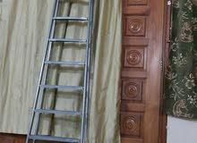 Aluminium Ladder 9 Steps Italy