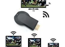 لعرض اي تطبيق من موبايلك على شاشة تلفازك وتابع مبارياتك وبرامجك