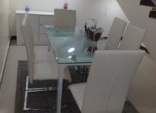 For sale Tables - Chairs - End Tables that's condition is Used - Dawadmi