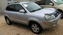 Grey Hyundai Tucson 2007 for sale