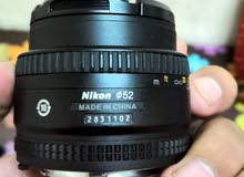 nikon 50mm lens for portrait pictures