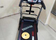 جهاز Treadmill  لغاية وزن 110 كغم