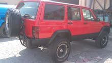For sale 1995 Red Cherokee