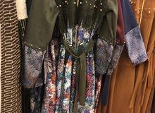 ملابس تركيا درجه اولى وبسعار مناسبه جدا سعر القطعه 13الف وسعر القطعتين 25الف ا