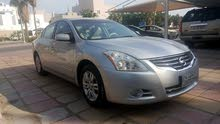 Silver Nissan Altima 2012 for sale