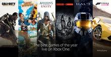 حساب اكس بوكس مع اكثر من 20 لعبة
