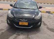 Hyundai Elantra car for sale 2014 in Dhofar city