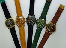 ساعة براند calvin klein