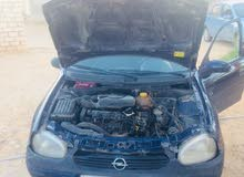 Opel Corsa 1998 For sale - Blue color