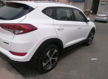 Automatic White Hyundai 2018 for rent