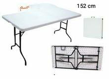 طاولة بوفيه مقاس 152سم