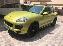 Cayenne with  transmission is available for sale