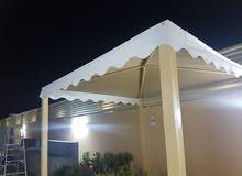 مظلات سواتر بيوت شعر اغطية مسابخ