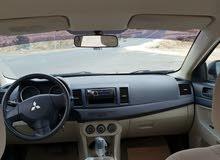 Mitsubishi Lancer 2013 For sale - White color