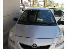 Toyota Yaris 2013 For sale - Silver color