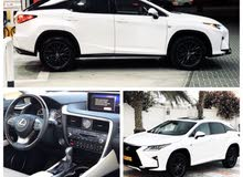 Used condition Lexus RX 2017 with  km mileage
