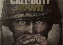 للبيع Call of duty WWII