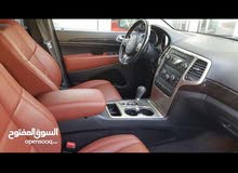 Used condition Jeep Grand Cherokee 2012 with 1 - 9,999 km mileage