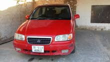 Hyundai Trajet made in 2002 for sale