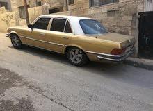 Used condition Mercedes Benz E 280 1977 with 1 - 9,999 km mileage