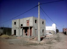 منزل 500م للبيع في مدنين