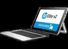 8HP Elite x2 1012 G1 8GB 256GB, Wi-Fi + 4G (Unlocked), 12in - Silver (T8Z06UT#AB