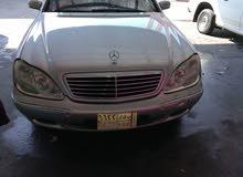Mercedes Benz S 500 (Viagra) Full option