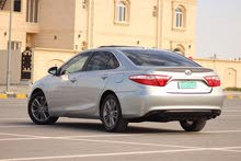 Silver Toyota Camry 2016 for sale