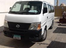 Nissan Van Used in Abu Dhabi